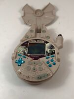 Star Wars Millenium Falcon Handheld Electronic Game by Tiger Electronics - 1997