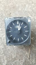 RANGE ROVER P38 94-99 DASHBOARD CENTRE CONSOLE CLOCK UNIT AMR 1041