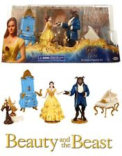 Disney Beauty and The Beast Enchanted 5-Piece Collector Figurine Set
