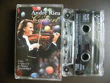 K7 Audio ANDRE RIEU en Concert / Mercury 534 266-4 - Hollande  (1996)