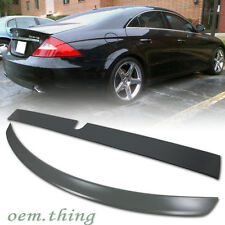 MERCEDES BENZ W219 SALOON CLS L ROOF & A TRUNK SPOILER 2006 ABS CLS500 CLS350