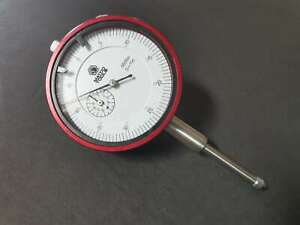 "MATCO TOOLS 0-1"" Dial Indicator with Lug Back .0005"" Resolution"