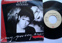 "Cliff Richard / My Pretty One / Love Ya 7"" Vinyl Single 1987"