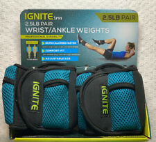 Ignite by SPRI Wrist / Ankle Weights Set 2.5 Lbs