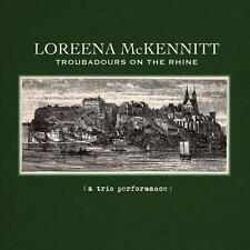 "CD - ""Troubadours On The Rhine"" -  Loreena McKennitt+neu+ovp++"