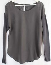 Wool Tunic Solid Regular Size Tops & Blouses for Women