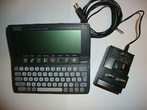 Psion Series 3a 512K RAM plus mains power cable