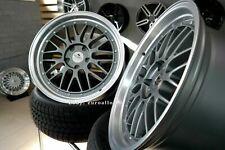 4x19 Zoll 5x120 BBS LM Style Räder Für BMW 3 5 E36 E46 E90 F30 F10 Lippen konkav
