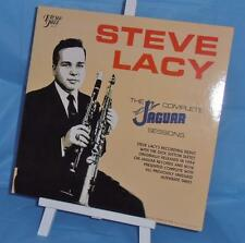 Steve Lacy - the Complete Jaguar Sessions  2 Record set in Gatefold Fresco Jazz