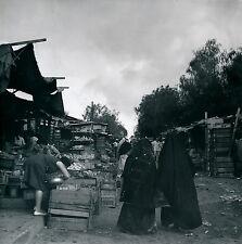 BEERSHEBA c. 1960 - Marché des Bédouins Israël - DIV 3295