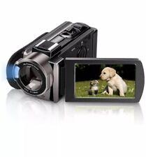 Video Camera Camcorder Melcam Hd 1080P 24.0Mp, 3.0 inch Lcd 270 Degrees Rotat.
