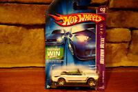 2006 Hot Wheels Diecast Motown Metal 1965 Mustang #J3413 02 of 05