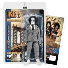 KISS 8 Inch Action Figures Dressed To Kill Throwback Series: The Spaceman