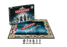2 players Monopoly Plastic Modern Board & Traditional Games