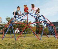 Dome Climber Play Outdoor Gym Kids Playground Center Climbing Backyard Jungle