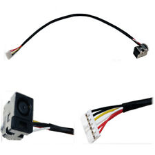 for HP dv5-1004nr DV6-6000 DV6-6135DX DV6-6167CL DC Power Jack Cable 640424-001