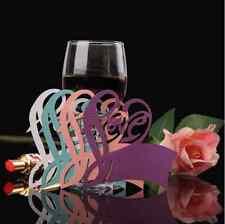 Love Heart Design Wedding Cup Sitter