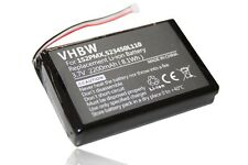 Batteria 2200mAh Li-Ion per Blaupunkt Travelpilot 500, 700, 523450L110, 1S2PMX