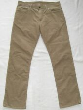 Gap Men's Cord Trousers W34 L32 Model Straight 35-32 great condition