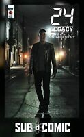 24 LEGACY RULES OF ENGAGEMENT #1 SUB VARIANT (IDW 2017 1st Print) COMIC