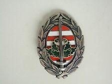 HUNGARY ROYAL BADGE MEDAL. RARE! VF+