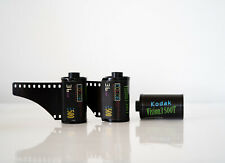 3 Pack, Kodak Vision3 500T 35mm Ecn-2 Color Negative Film 36 Exposure