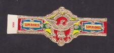 Ancienne  Bague  de Cigare Label   BN41516 Aigle
