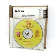 Instruction Manual VFS11 Toshiba Inverter VF-S11