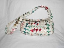 Vintage Kool's Handmade Shoulder Bag Display Piece 1970's