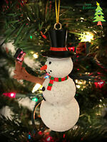 Tree Buddees Selfie Stick Snowman Christmas Ornament Funny Ornaments Snow Man