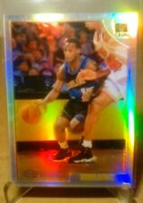 1997-98 97-98 Topps Chrome REFRACTOR #85 Brevin Knight Cleveland Cavaliers Cavs