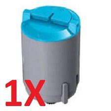 1x Toner Cyan pour Samsung CLP300 N CLX3160 n FN CLX2160 clx3160 avec puce