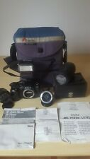 Nikon F601Af Quarzt Date 35mm Slr film Camera plus come with other accessories