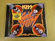 CD / KISS - SONIC BOOM