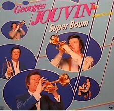 GEORGES JOUVIN super boum LP 1984 EMI la colégiala/street dance/conuntry rock EX