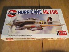 Airfix - Hawker - Hurricane Mk I/IIB - Kit - 1:72