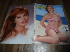 GONDEL # 145 von 1961 -- FKK- Männermagazin-PIN UP-Girls / SOPHIA LOREN