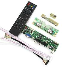 Controller Board(TV+HDMI+CVBS+VGA+USB+AUDIO) for M190EN04 V5 M190EG02 V.4 19.0""