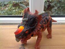 Chap Mei Dino Valley Stegosaurus Light Up Roaring Dinosaur - Ideal Cake Topper!