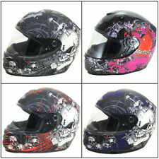 Viper Full Face Scooter Motorcycle Helmets