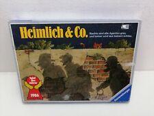 Heimlich /& Co. Gemeinschaftsspiel Gesellschaftsspiel