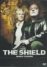 THE SHIELD - STAGIONE 4 (4 DVD) - DVD NUOVO