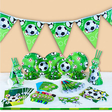 Football, Soccer, Sports party decorations : UK Seller : Free delivery