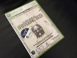 The Elder Scrolls IV Shivering Isles XBOX 360