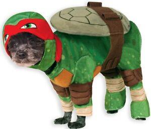 Rubies Teenage Mutant Ninja Turtles Raphael Pet Costume, XLarge