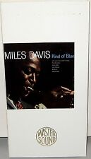 MASTERSOUND GOLD CD CK 52861: Miles Davis, Kind Of Blue OOP 1992 JPN LONGBOX NM