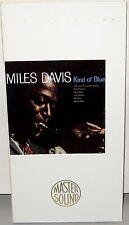 MASTERSOUND GOLD CD CK 52861: Miles Davis, Kind Of Blue OOP 1992 JPN LONGBOX NM