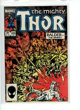 Thor #344 VF/NM 1st Malekith