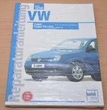 VW Lupo FSI GTI 1,0 1,4 1,6Liter 1998 bis 2002 Motor Reparaturanleitung B1258