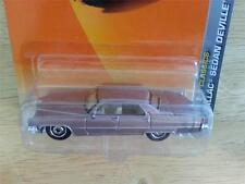 New 2010 Matchbox 1969 Cadillac Sedan Deville Light Mauve Caddy MOC